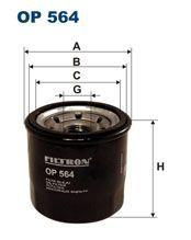 Olejový filtr Filtron OP 564