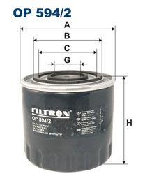 Olejový filtr Filtron OP 594/2