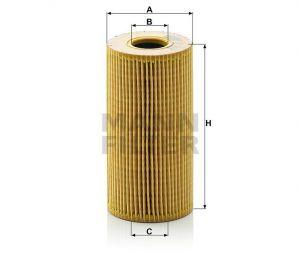 Olejový filtr Mann-Filter HU 618x
