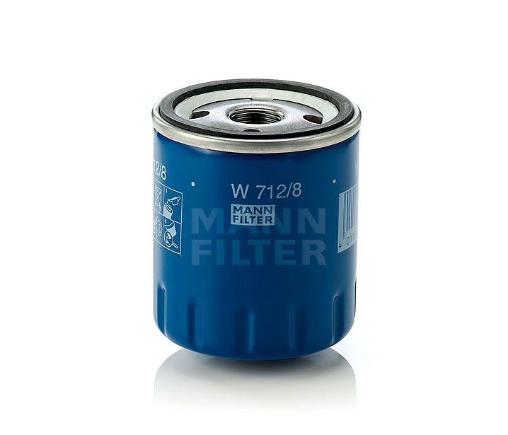 Olejový filtr Mann-Filter W 7053