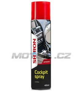 SHERON Cockpit spray citrón 400 ml