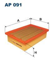 Vzduchový filtr Filtron AP 091