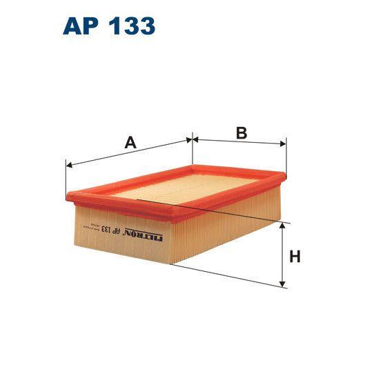 Vzduchový filtr Filtron AP 133