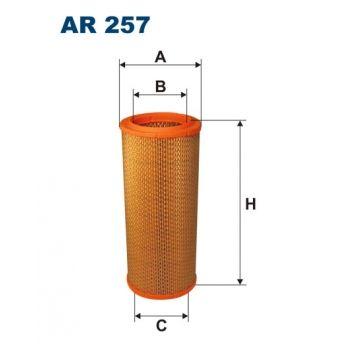Vzduchový filtr Filtron AR 257