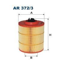 Vzduchový filtr Filtron AR 372/3
