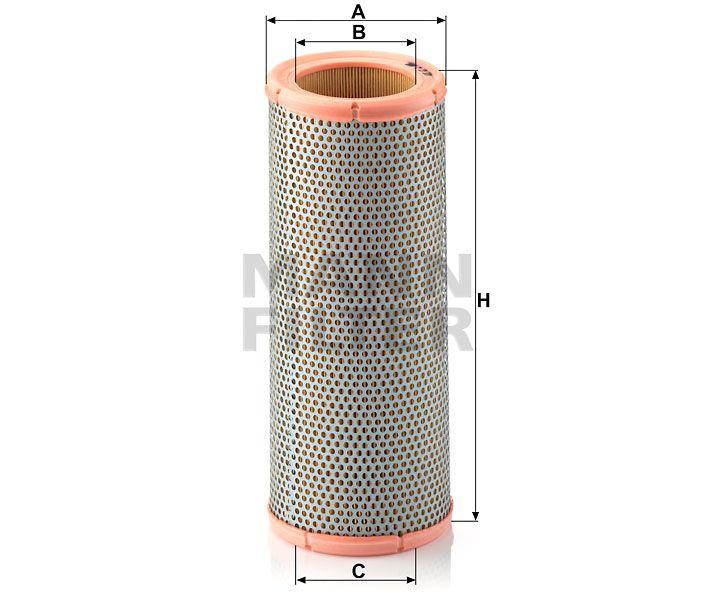 Vzduchový filtr Mann-Filter C 13 109