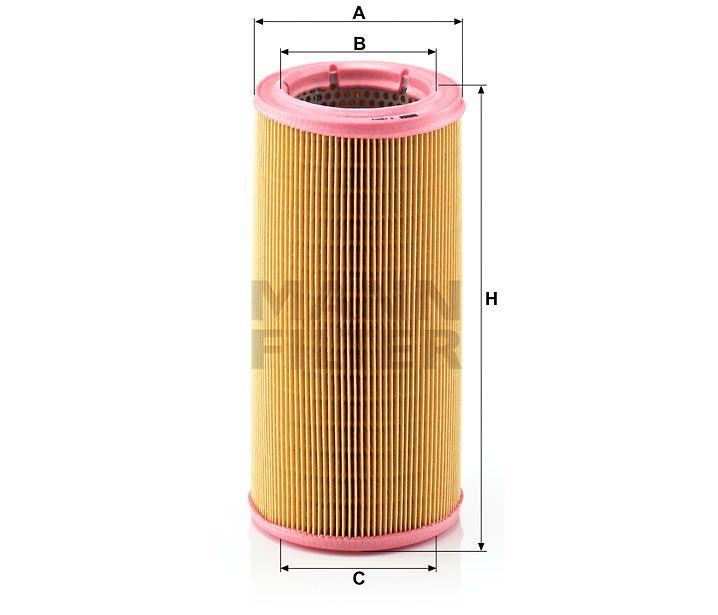 Vzduchový filtr Mann-Filter C 1394/1
