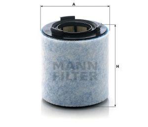 Vzduchový filtr Mann-Filter C 15 008