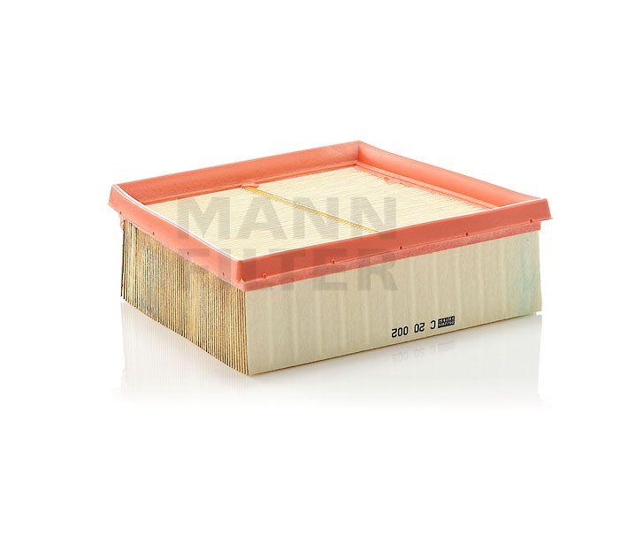 Vzduchový filtr Mann Filter C 20 002 Mann-Filter