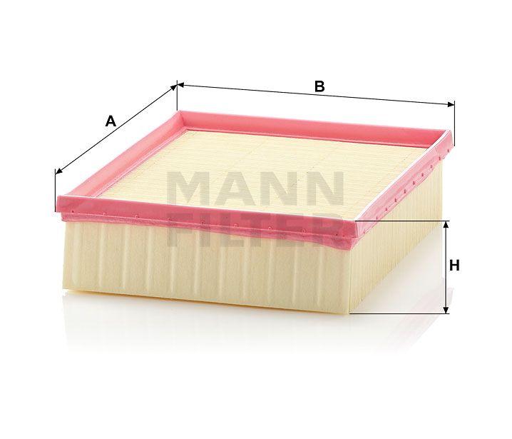 Vzduchový filtr Mann-Filter C 24 123/2