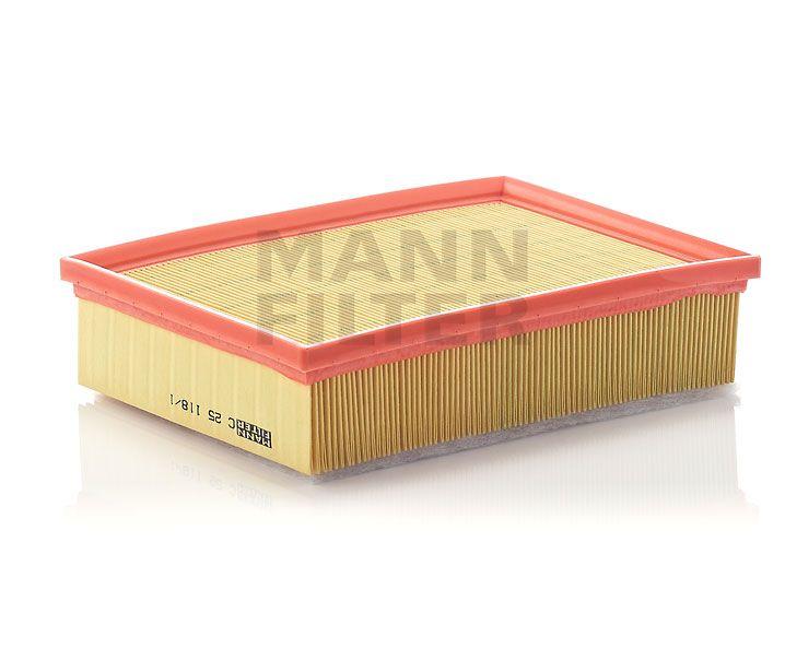 Vzduchový filtr Mann-Filter C 25 118/1