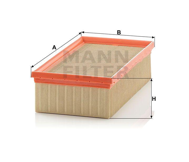 Vzduchový filtr Mann-Filter C 26 107