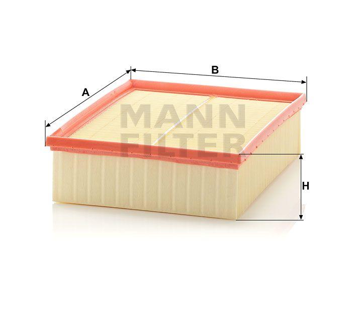 Vzduchový filtr Mann-Filter C 27 192/1