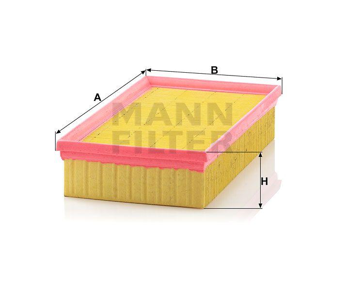 Vzduchový filtr Mann-Filter C 29 121