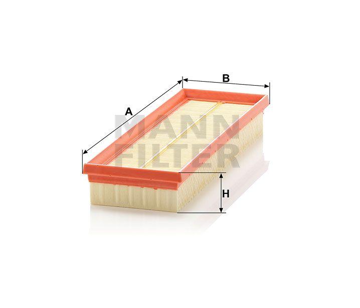 Vzduchový filtr Mann-Filter C 3251/1