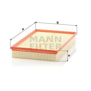 Vzduchový filtr Mann-Filter C 36 188