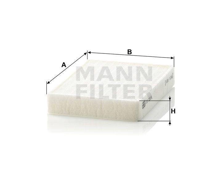 Kabinový filtr Mann-Filter CU 1519