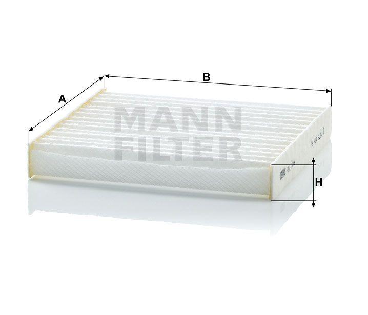 Kabinový filtr Mann-Filter CU 1919