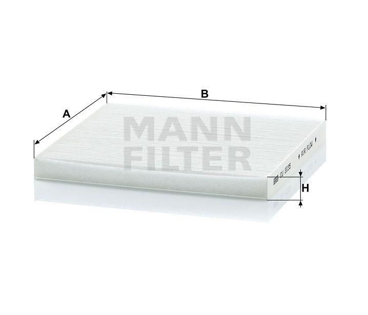 Kabinový filtr Mann-Filter CU 2035