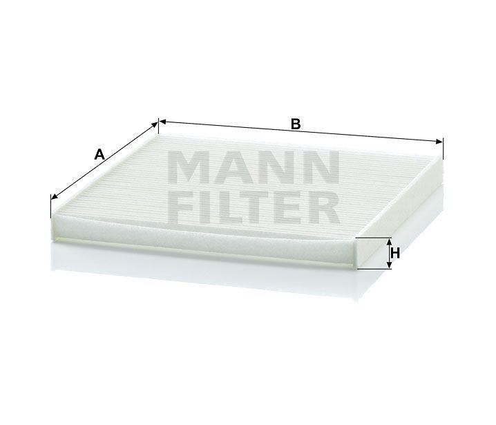 Kabinový filtr Mann-Filter CU 2131