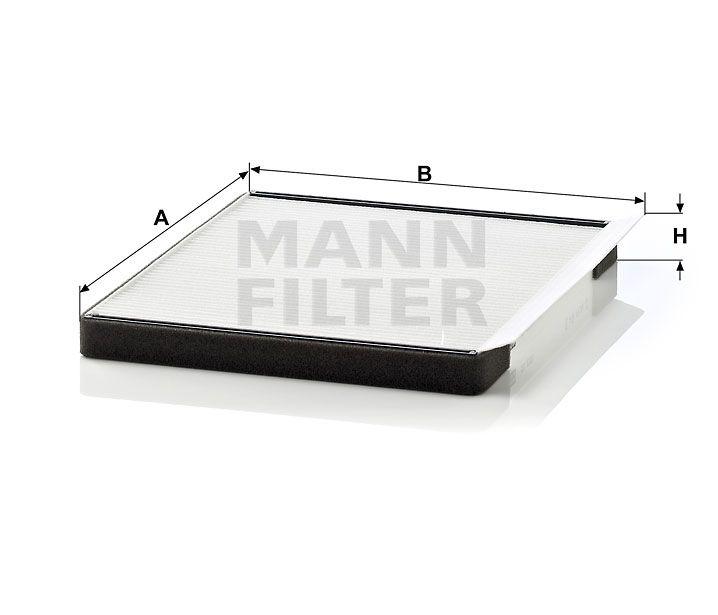 Kabinový filtr Mann-Filter CU 2331