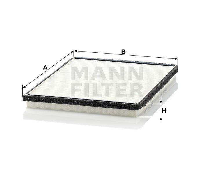 Kabinový filtr Mann-Filter CU 2530