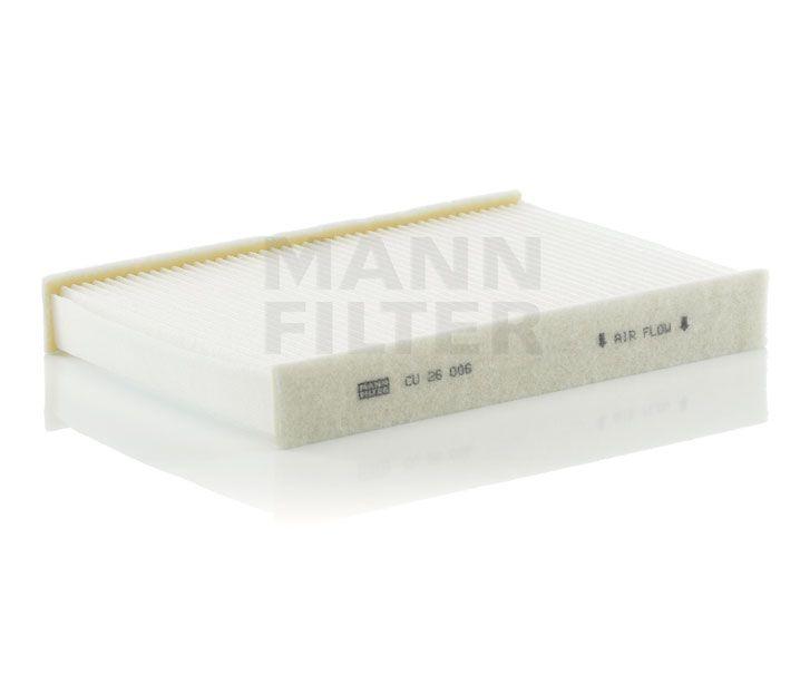 Kabinový filtr Mann-Filter CU 26 006