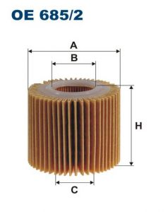 Olejový filtr Filtron OE 685/2