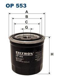 Olejový Filtr Filtron OP 553
