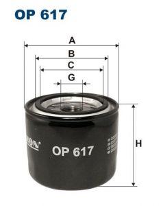 Olejový filtr Filtron OP 617