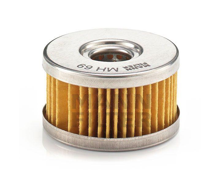 Olejový filtr Mann-Filter MH 69