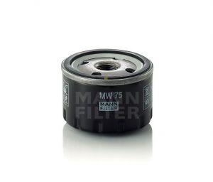 Olejový filtr Mann-Filter MW 75