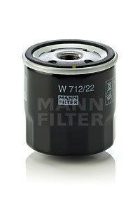 Olejový filtr Mann-Filter W 712/75