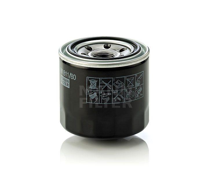 Olejový filtr Mann-filter W 811/80