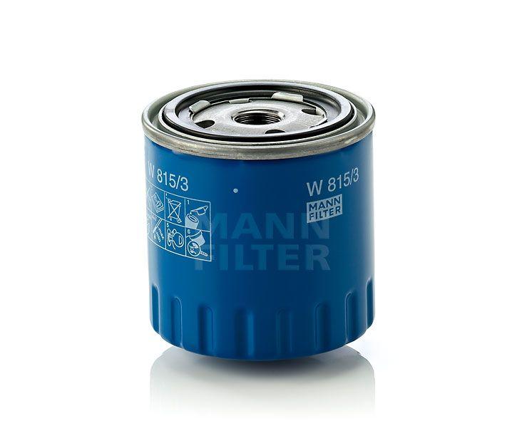 Olejový filtr Mann-filter W 815/3