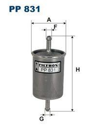 Palivový filtr Filtron PP 831