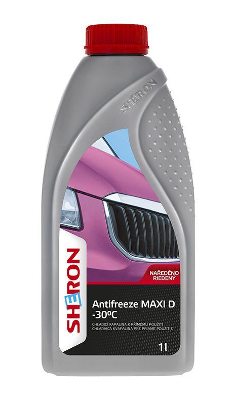 SHERON Antifreeze Maxi D -30°C 1L