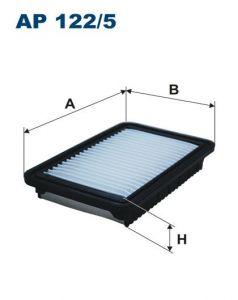 Vzduchový filtr Filtron AP 122/5