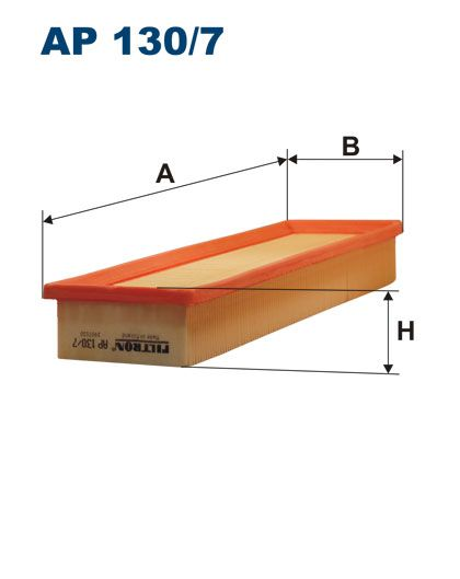 Vzduchový filtr Filtron AP 130/7