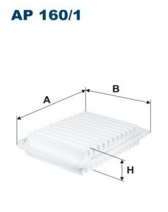 Vzduchový filtr Filtron AP 160/1