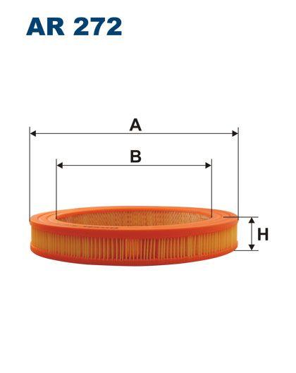 Vzduchový filtr Filtron AR 272