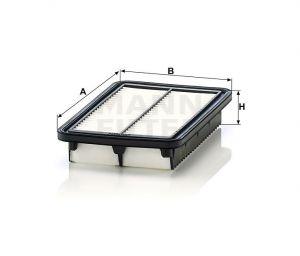 Vzduchový filtr Mann Filter C 22 015