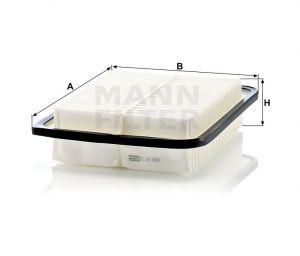 Vzduchový filtr Mann-Filter C 24 005