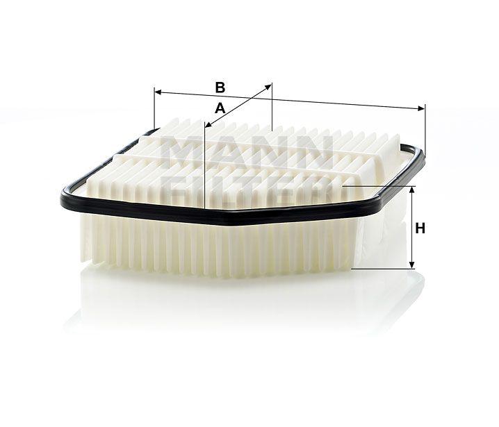 Vzduchový filtr Mann-Filter C 24 007