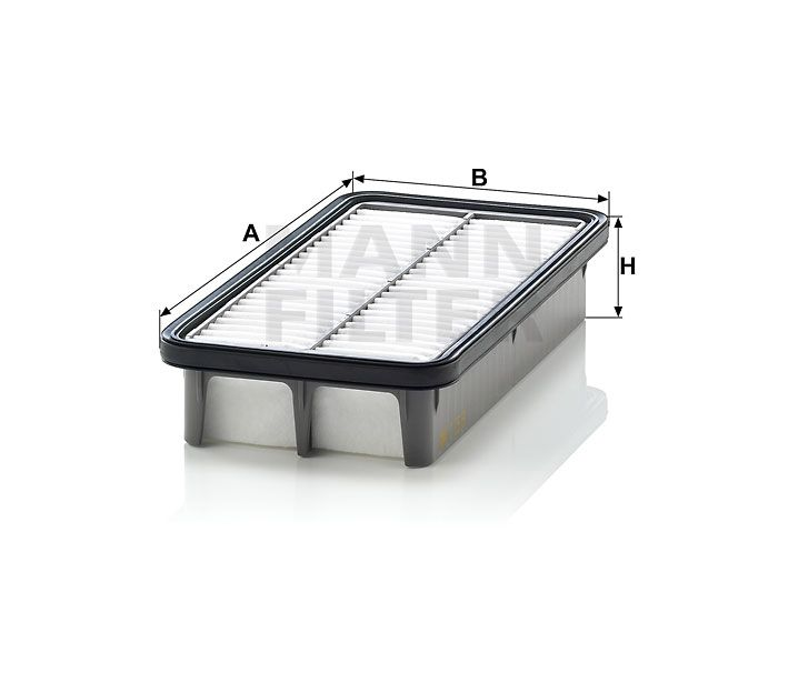 Vzduchový filtr Mann-Filter C 2519