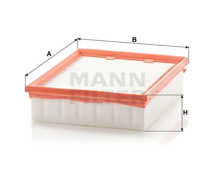 Vzduchový filtr Mann-Filter C 2548
