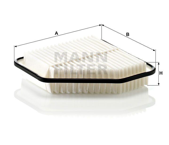 Vzduchový filtr Mann-Filter C 26 003