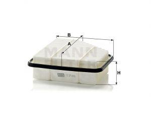 Vzduchový filtr Mann-Filter C 27 013