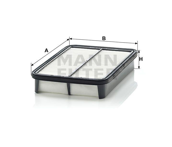 Vzduchový filtr Mann-Filter C 2731/1