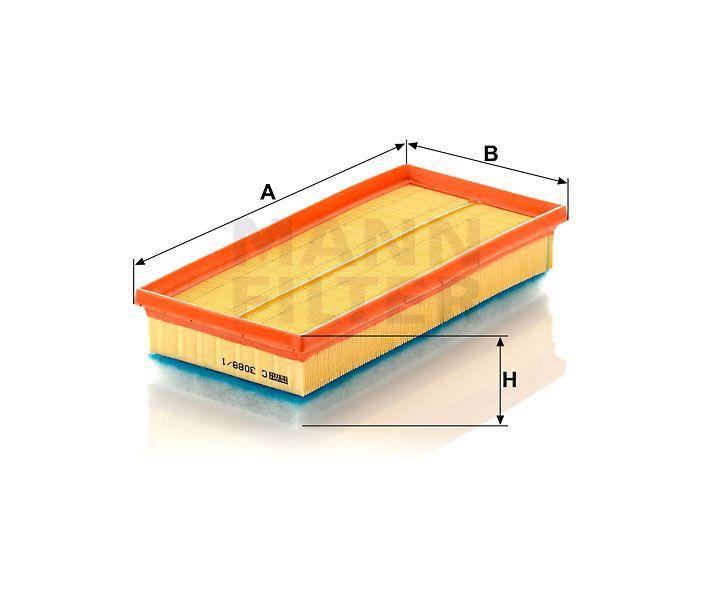 Vzduchový filtr Mann-Filter C 3088/1
